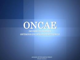 Presentación de Catálogo Electrónico Ahorros.