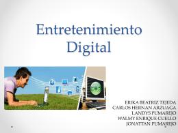 Entretenimiento Digital
