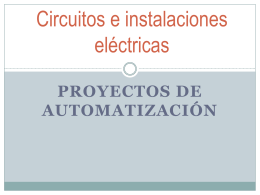 Nuevo Proyectos de Automatizacion