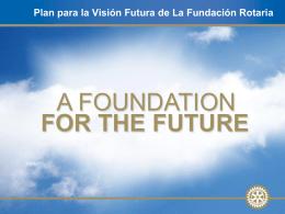 Plan para la Visión Futura: Presentación en PowerPoint