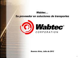 Wabtec… - Tradefin