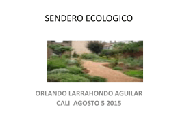 SENDERO-ECOLOGICO