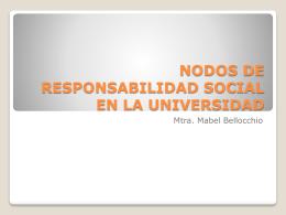 Ponencia temática - Sede Ciudad Universitaria, Toluca