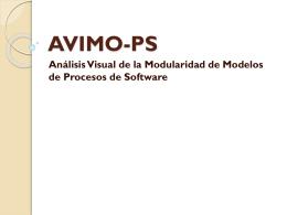 Presentacion - avimo-ps
