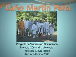 Caño Martín Peña
