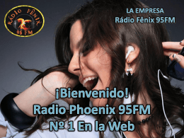 presentación Radio Phoenix en español.pp[...]