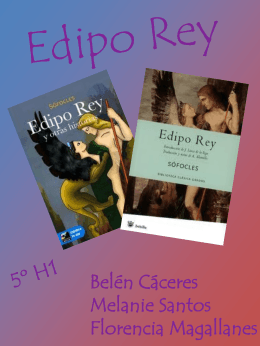 EDIPO: rey - WordPress.com