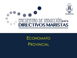 06 Economato-Induccion Directivos 2014