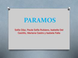 PARAMOS - TransitionGF