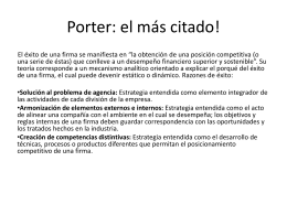 Porter: el más citado!