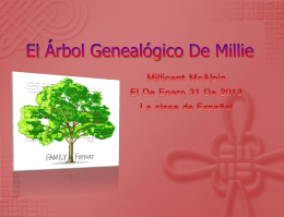El Árbol Genealógico De Millie