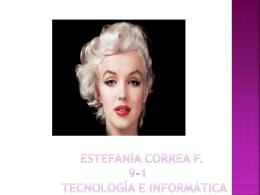 MARILYN MONROE TRABAJO (2916327) - estefa-tic