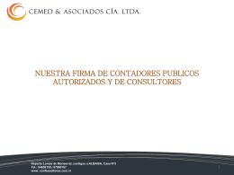 CEMED & asociados Cía. Ltda.