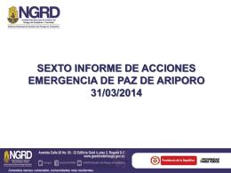 1 - Unidad Nacional para la Gestión del Riesgo de Desastres