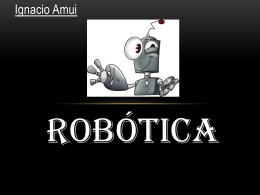 Robótica - toycomoloco