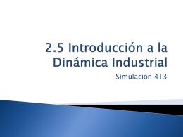 Dinamica Industrial