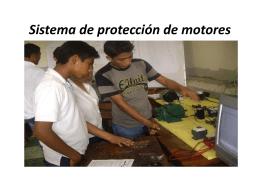 Protección de Máquinas eléctricas