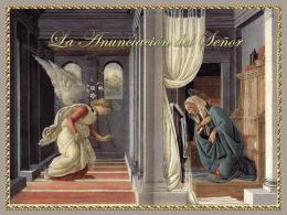 Anunciación - marianitas.org