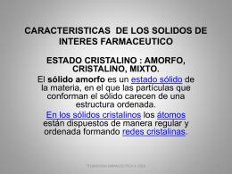 AREAS DE SOLIDOS Y EQUIPOS - quimica-ctb