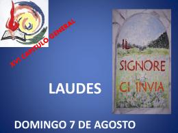 Laudes - Claretianas: XVI Capítulo General