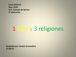 Diapositiva 1 - IES Gonzalo de Berceo