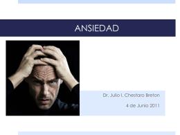 1. Ansiedad