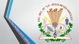 "Descarga - SEC. OF. 397 ""LIC. JESUS REYES HEROLES"""