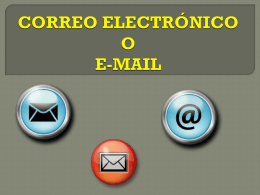 EL E-MAIL - WordPress.com