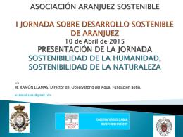 Prof. Llamas -Aranjuez, PPT 10.4.2015