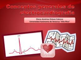 Conceptos Generales de Electrocardiografía.