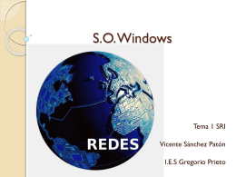 S.O. Windows - vicentesanchezsri