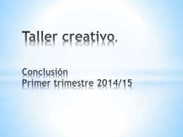 Taller_creativo - Salesianos Las Palmas