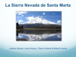 Diapositivas subregion sierra nevada