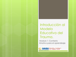 Introduction to Trauma Learning