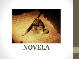 novela - WordPress.com