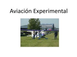 Aviación Experimental