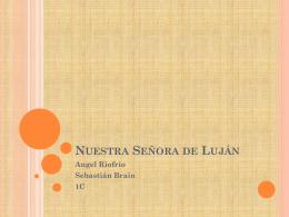 Nuestra Señora de Luján - 1c-copaamerica