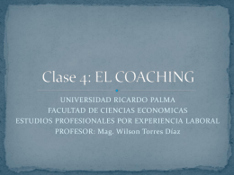 Clase 4 – El coaching_ARH2
