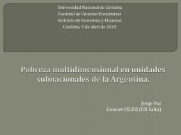 Descargar presentación - Instituto de Economía y Finanzas
