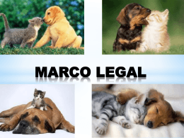 marco legal - asociacion y unidad defensora de animales y medio