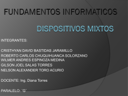 dispositivos mixtos
