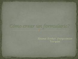 tarea 1 Ileana Freyssinier Veryn