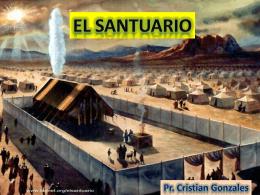 EL SANTUARIO Pr. Cristian Gonzales