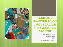 Presentación1 - AUXILIAR DE ENFERMERÍA SEGUNDO NOCTURNO