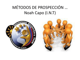 métodos de prospectar - exitoyprosperidadglobal