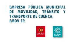 EMPRESA PÚBLICA MUNICIPAL DE MOVILIDAD, TRÁNSITO Y