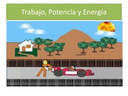 Trabajo y Energía - sciencesaintpaul