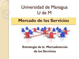 Tercer Encuentro Mercado de los Servicios