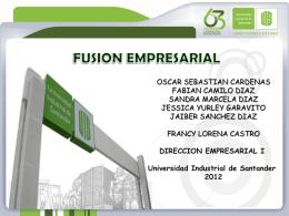 fusion empresarial - Direccionempresarial1