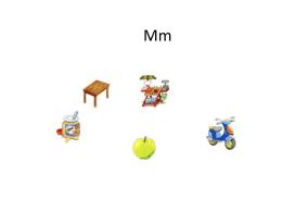 fonemas M y P